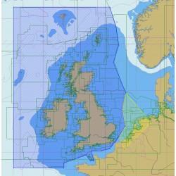 Britische Inseln und Nachbarregionen